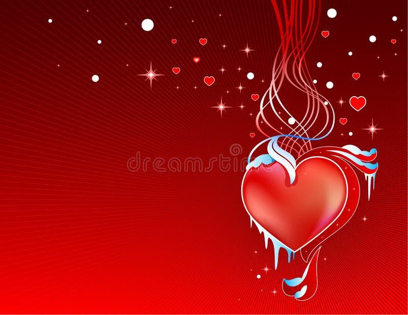 Valentines_day ilustração do vetor