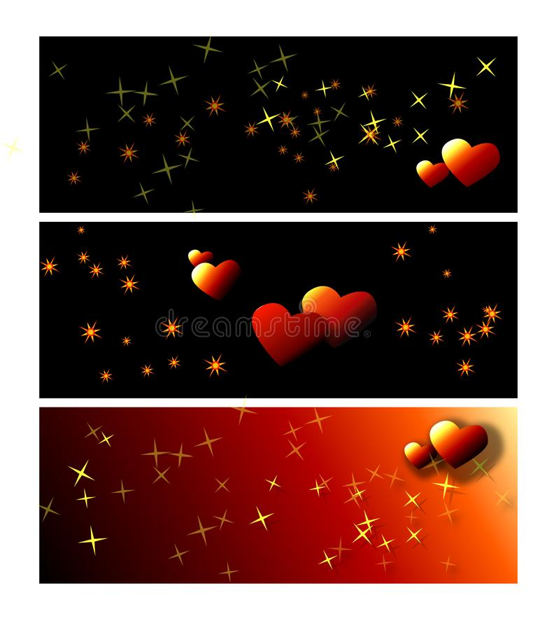Download Valentines day stock vector. Illustration of silhouette - 8016507