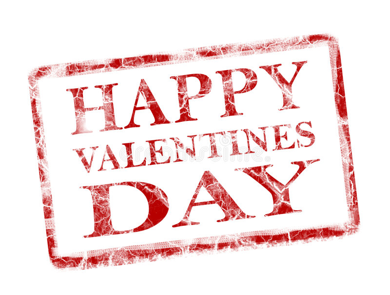 Valentines day royalty free illustration