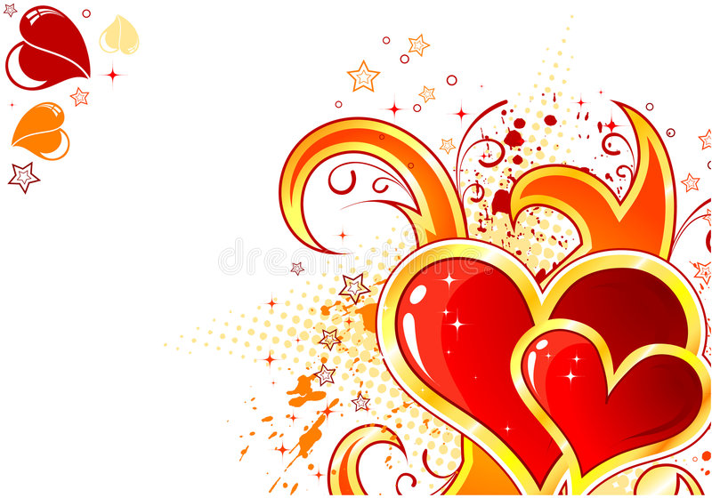 Download Valentines Day background stock vector. Image of shape - 7738186