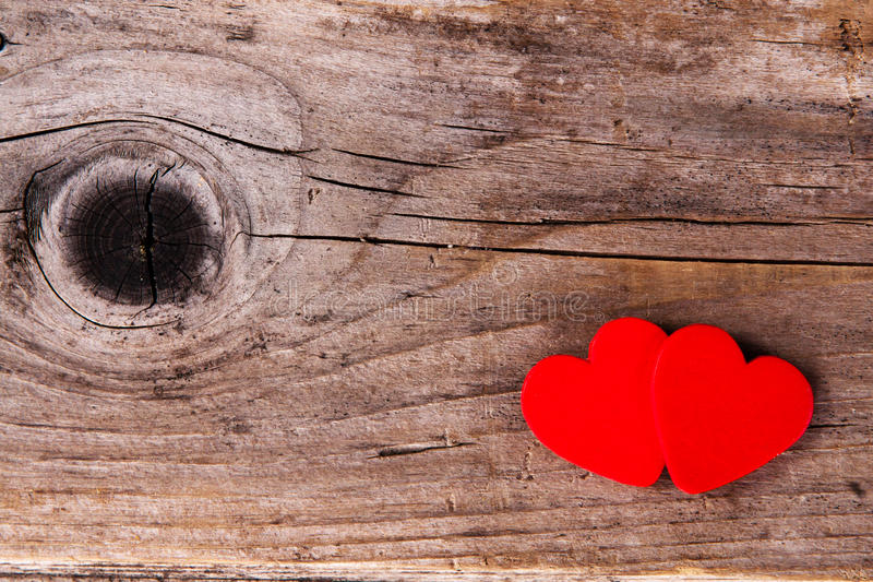 Valentines Day background with heart symbols. royalty free stock photo