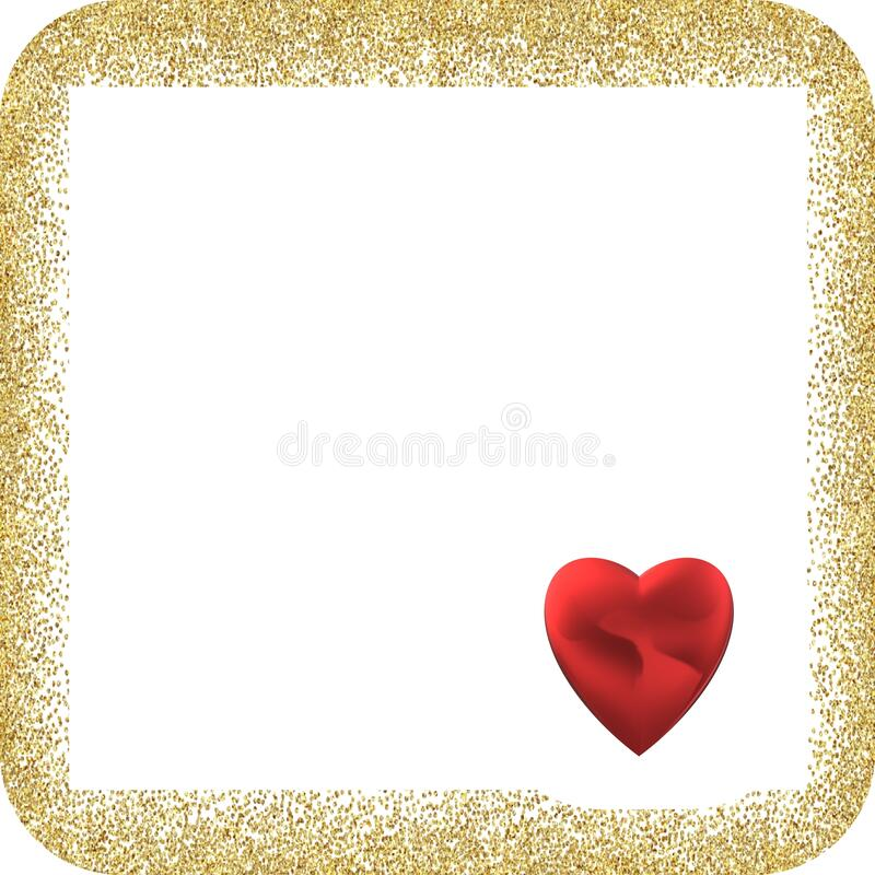 Valentines day background red romantic hearts romance love abstract pattern border glitter stock images