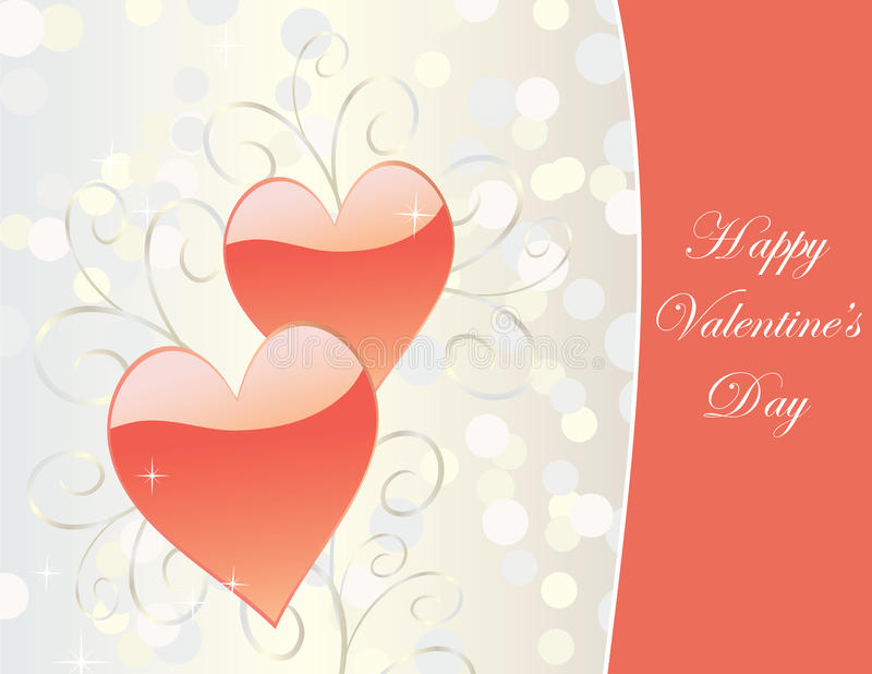 Download Valentines Day Card Stock Photography - Image: 12561082