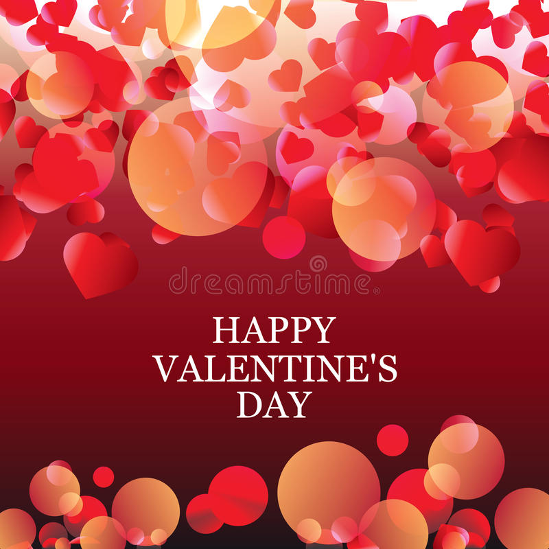 Download Valentines Day Card, Banner Design Stock Vector - Image: 28221024