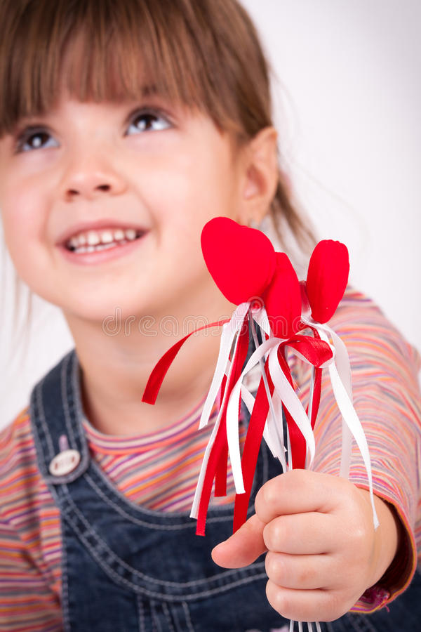 Download Valentines Day concept stock photo. Image of holding - 28727548