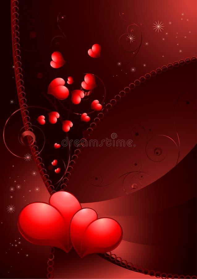 Download Valentines Day Design stock vector. Image of design, shapes - 18019120