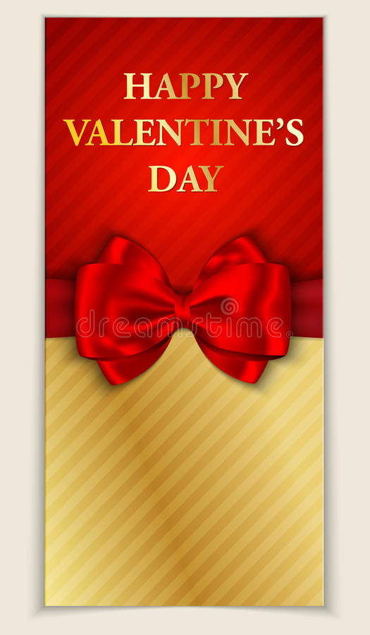 Download Valentines Day Greeting Card Royalty Free Stock Photos - Image: 28532178