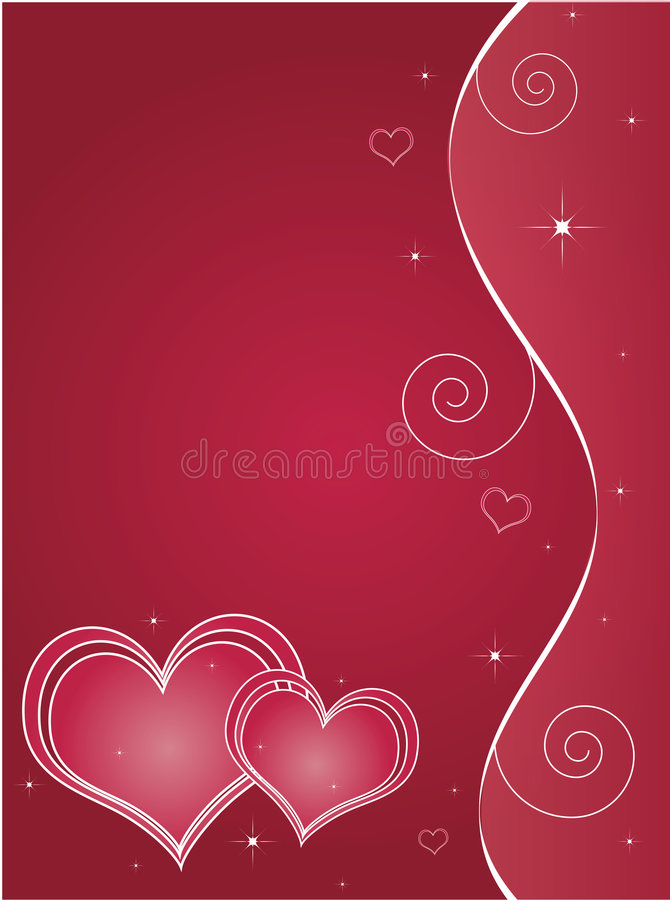 Download Valentines Day Greeting Card Stock Image - Image: 4005711
