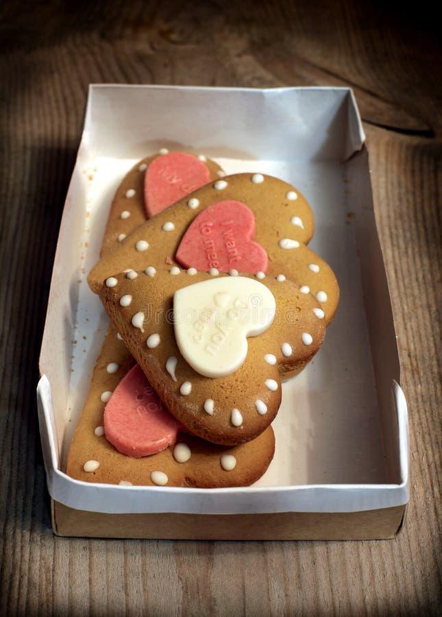 Valentines day, hearts stock photo