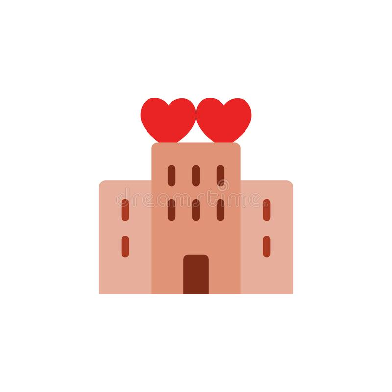 Valentines day, holidays icon. Element of Web Valentine day icon for mobile concept and web apps. Detailed Valentines day, stock illustration