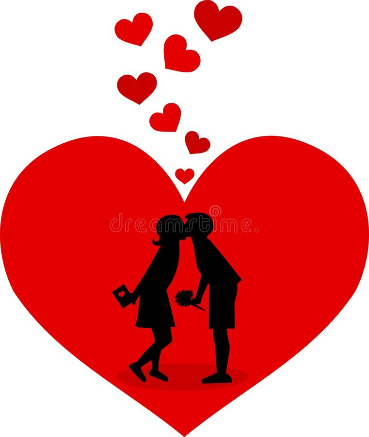 Valentines Day Love Royalty Free Stock Photo
