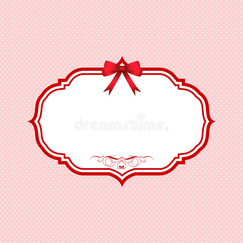 Download Valentines Day Polka Dot Background Stock Vector - Image: 22853066