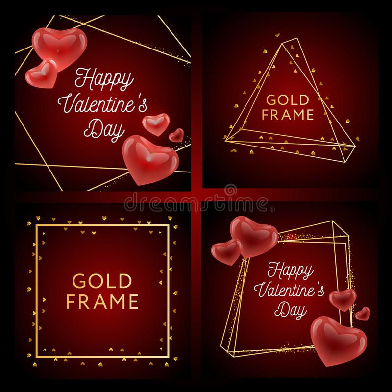 Valentines day sale background with Heart Shaped Balloons. Vector illustration.Wallpaper.flyers, invitation, posters, brochure,. Valentines day sale background vector illustration