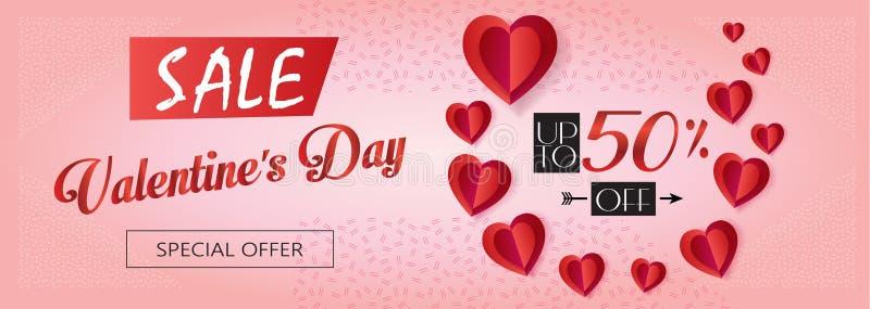 Download Valentines Day sale 2019 stock vector. Illustration of design - 85934728