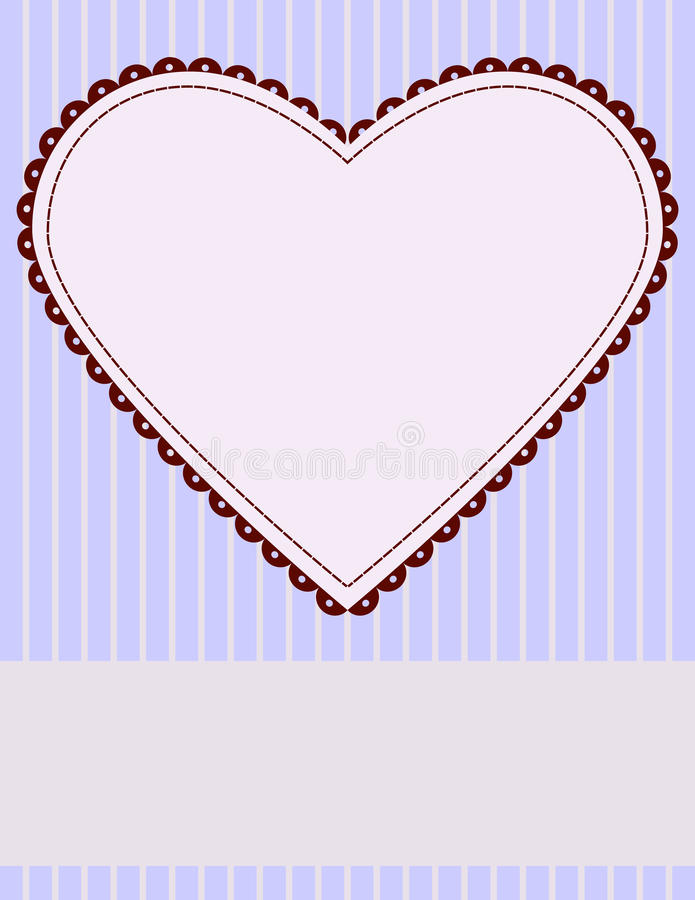 Download Valentines Day Stationary stock vector. Illustration of february - 22523724