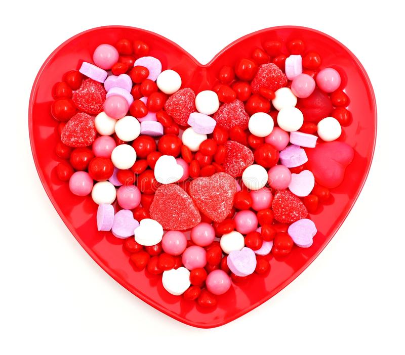 Valentines Day Sweets Stock Image