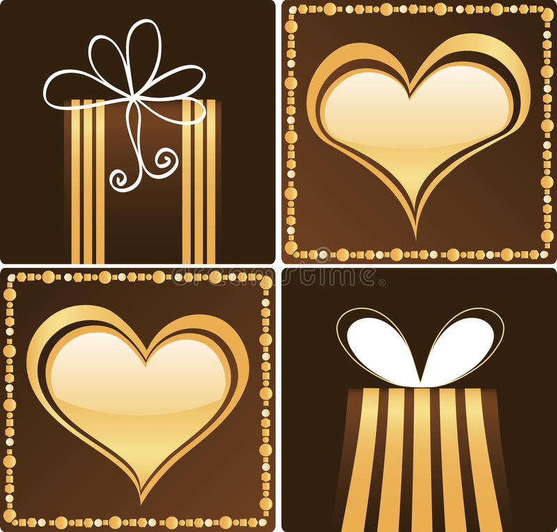 Valentines Gift royalty free stock images