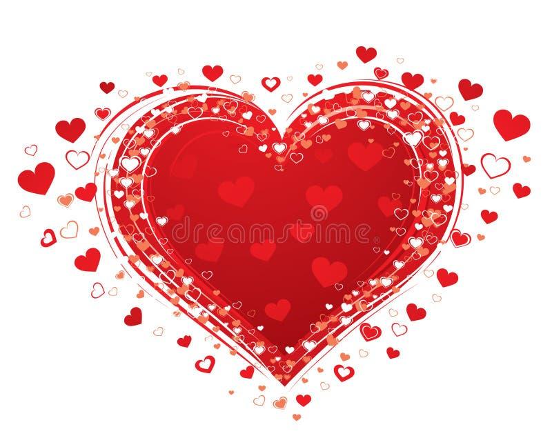 Valentines Heart stock photo