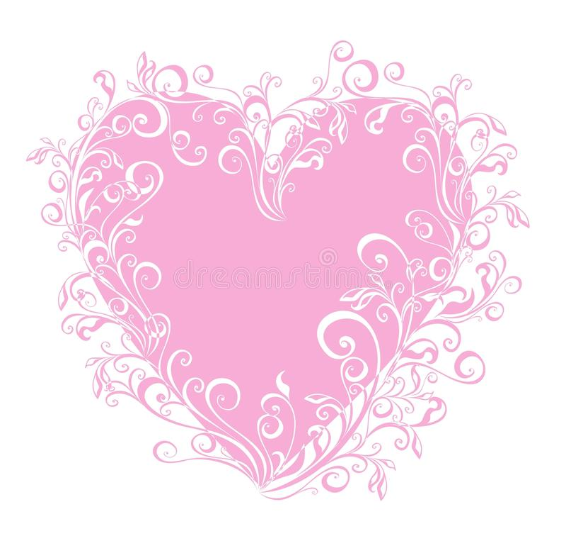 Valentines Heart. Vector illustration vector illustration