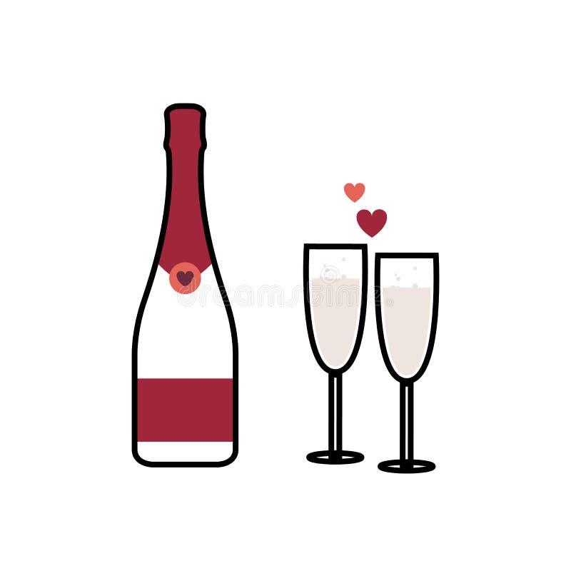 Free Valentines Icon Stock Photos - 92193593