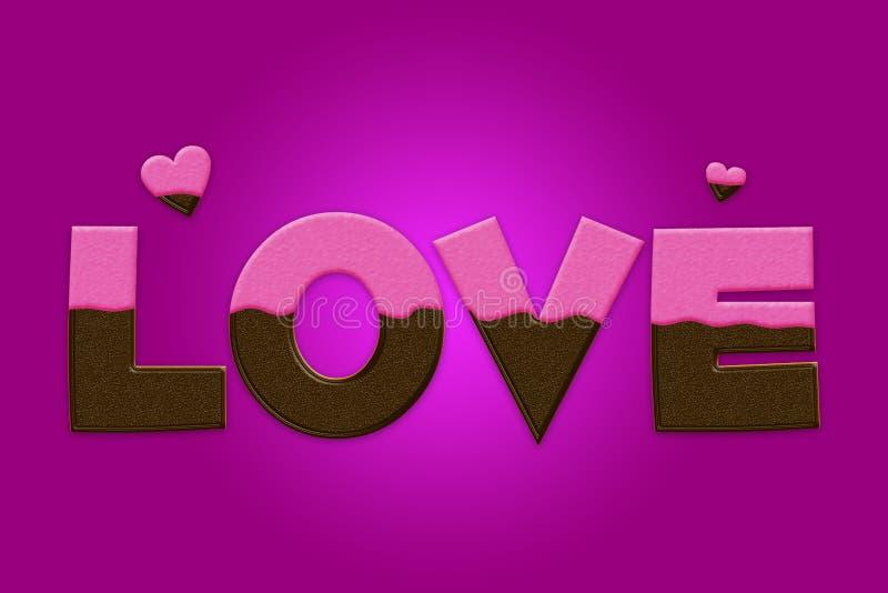 Valentinförälskelsebegrepp vektor illustrationer