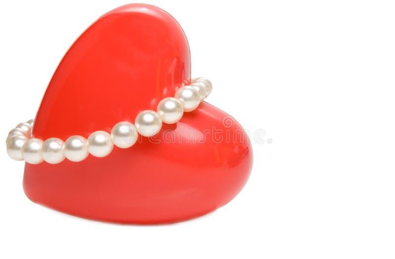 Valentingåva royaltyfri foto