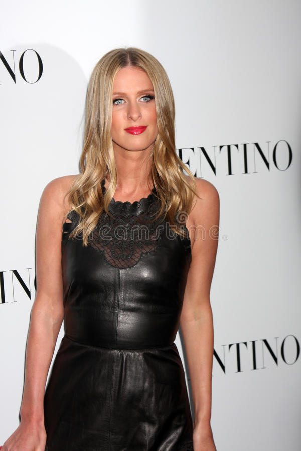 Download Valentino,Nicky Hilton editorial image. Image of march - 25373715