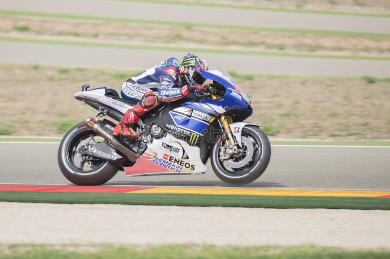 Valentino Rossi lizenzfreies stockfoto