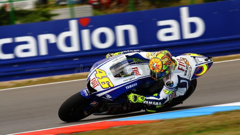 Valentino Rossi - 46 - valle foto de archivo