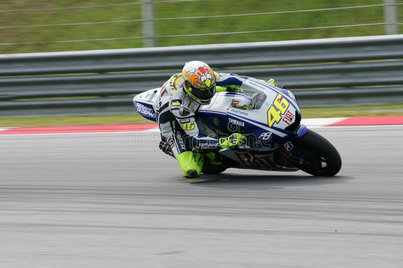 Valentino Rossi Of Italy Editorial Stock Image