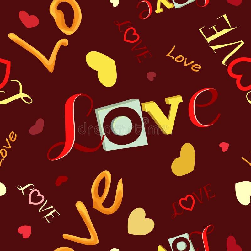Valentinsgruß ` s Tag von den verschiedenen Aufschriften lieben stockfotos