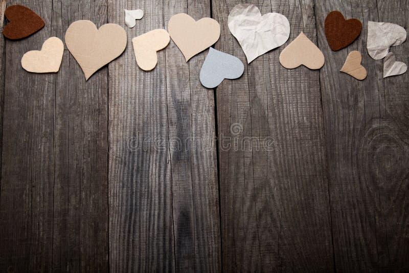 Valentinsgruß ` s Tageshintergrund für Glückwunschvalentinsgrußansicht zu stockbilder