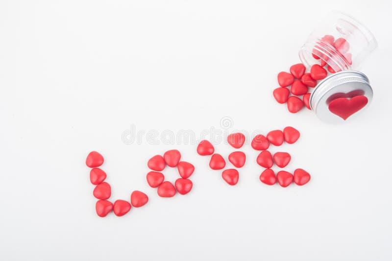 Valentinsgruß ` s Tagspecialgeschenk lizenzfreies stockfoto