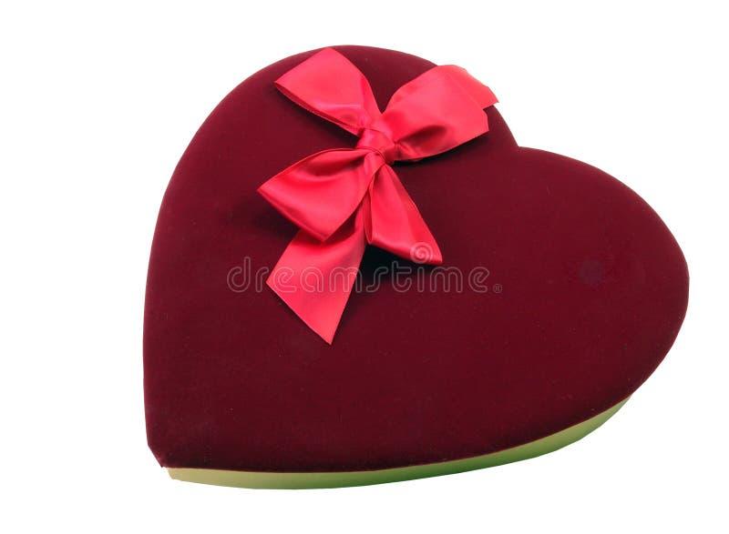 Valentinsgruß-Schokoladen Stockfotos