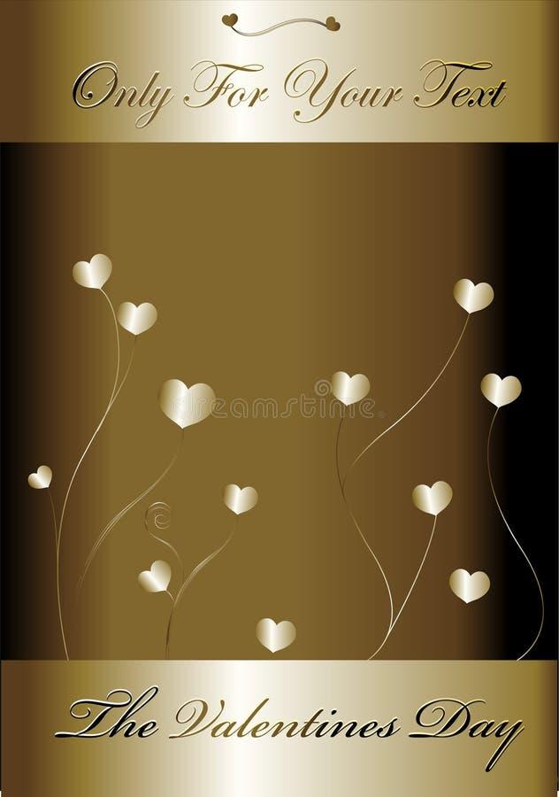 Valentinsgruß-Tag vektor abbildung