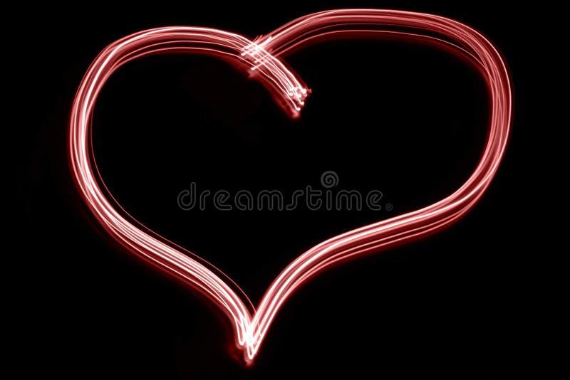 Valentinsgrußinneres lizenzfreies stockfoto