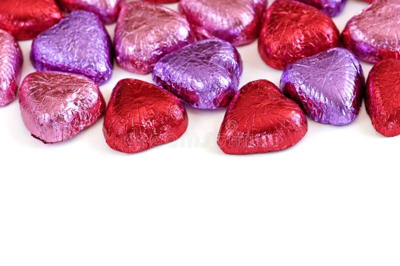 Valentinsgrußsüßigkeit stockfoto