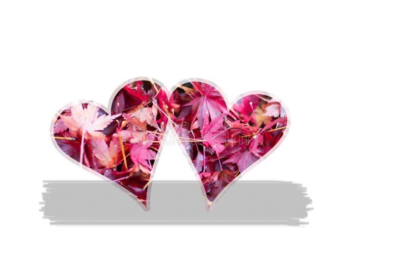 Valentinsgrußthema für Liebhaber stockfoto