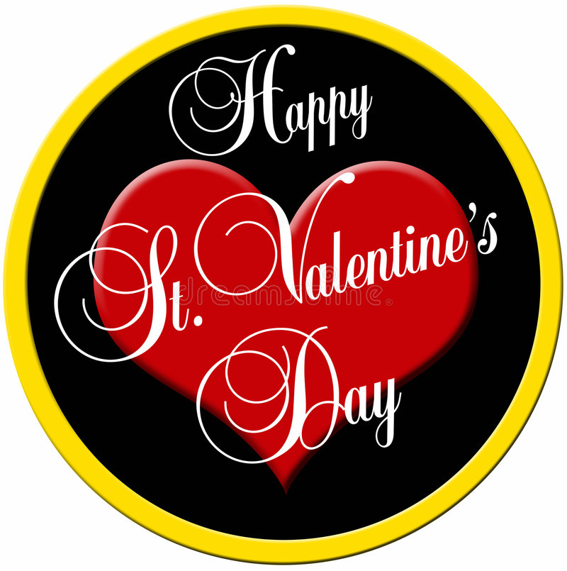 Valentinstag vektor abbildung