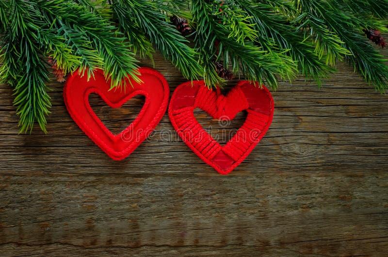 Download Valentinstaghintergrund Mit Inneren Stockbild - Bild von feiertag, landwirtschaftlich: 47100523