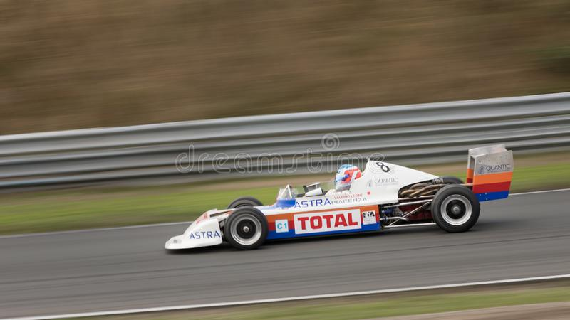 Valerio LEONE - March 783 - F3 Classic stock photography