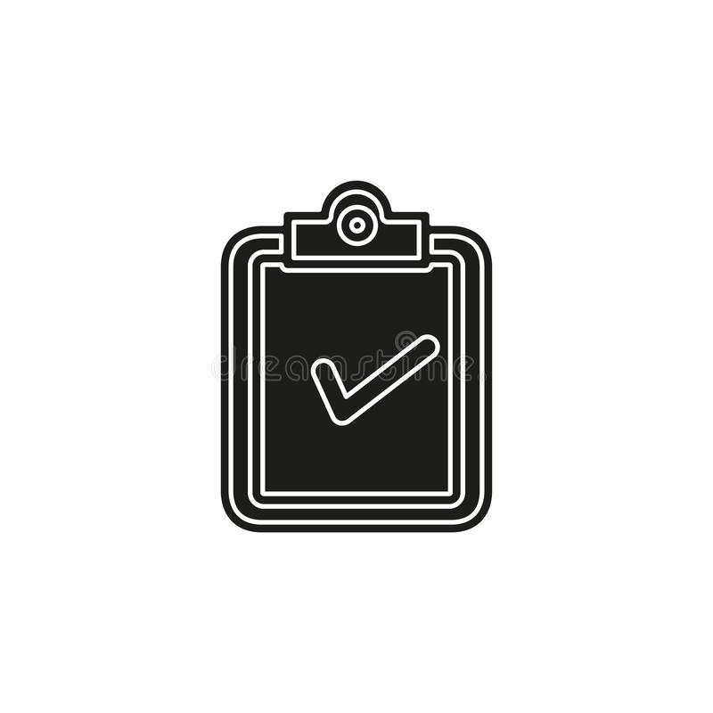 Validation concept icon. Simple element vector illustration