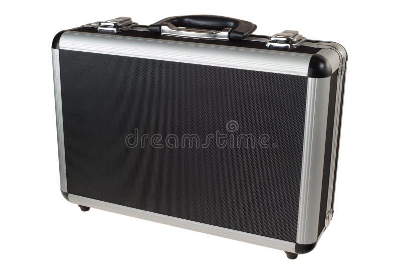 valigia del metallo immagine stock immagine di caso. Black Bedroom Furniture Sets. Home Design Ideas