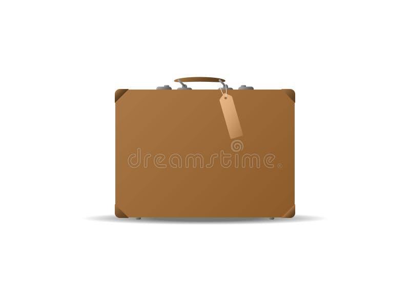 valise illustration de vecteur
