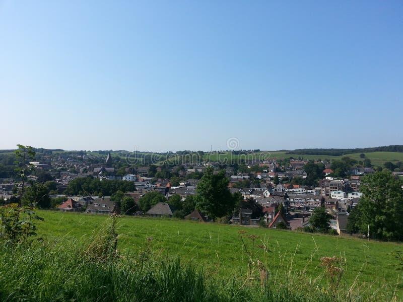 Valkenburg荷兰 库存图片