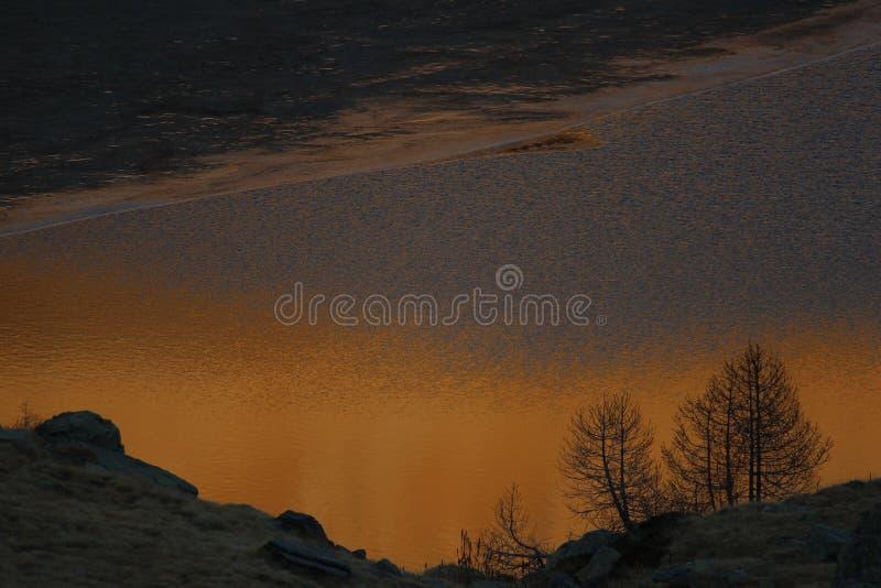 Vallée des Merveilles στοκ εικόνες