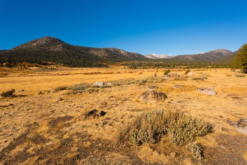 Vallée d'espoir, la Californie, Etats-Unis photographie stock