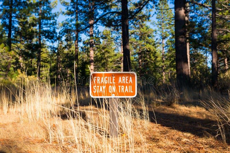 Vallée d'espoir, la Californie, Etats-Unis photos libres de droits