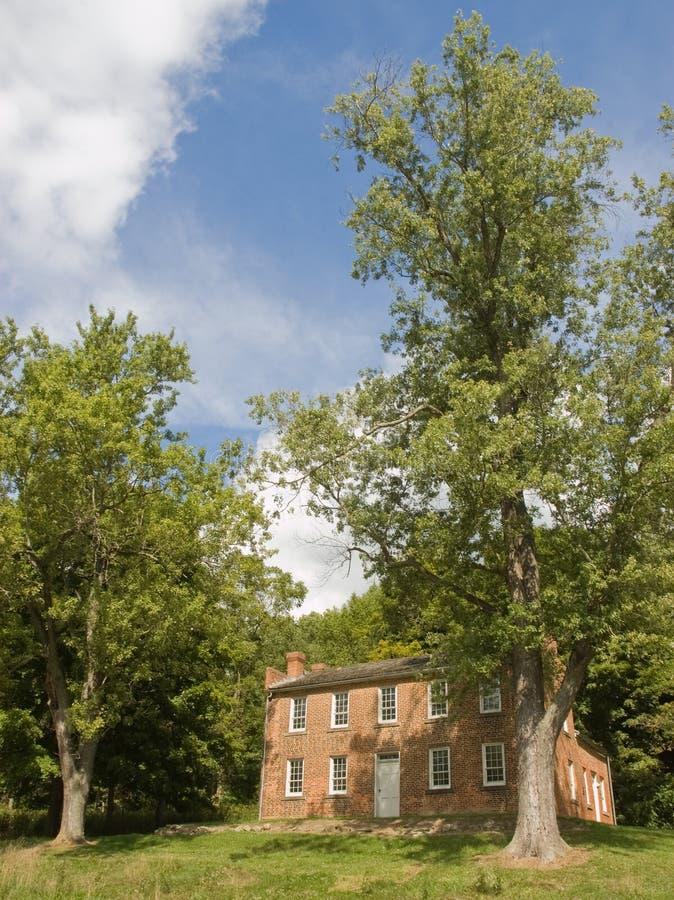 Vallée de Cuyahoga photos libres de droits