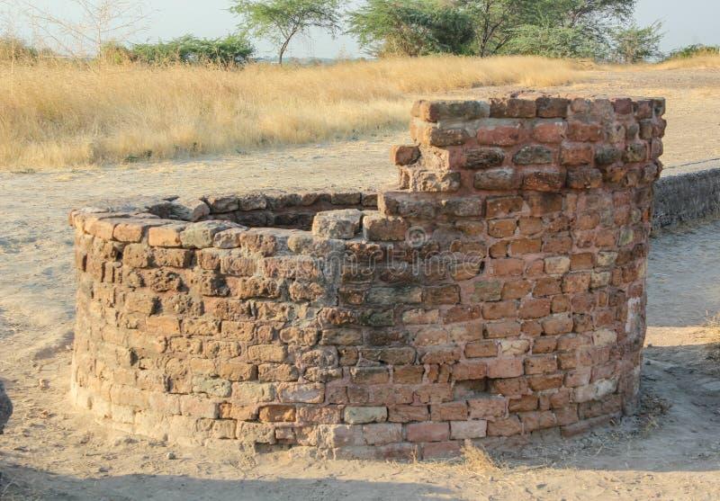 Vallée de Lothal Indus photos libres de droits